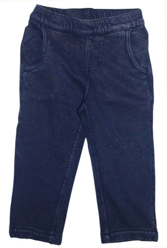 Sweathose ARIZONA mis 92 Blu Scuro Slavati Jeans Ottica Elastica Nuovo