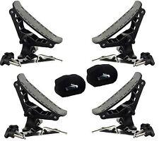 RUK Combi Rack tetto vettore PADS-KAYAK O CANOA-include 4 PADS, 2 cinghie