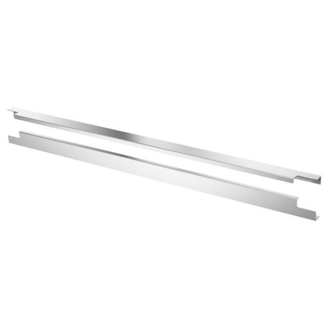 IKEA Blankett Möbelgriffe PAX Griff Griffe 795cm aluminium  102.222.32 Neu OVP