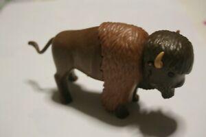 Playmobil-vintage-le-bison-pour-vos-scenes-western-indien-sudiste-nordiste