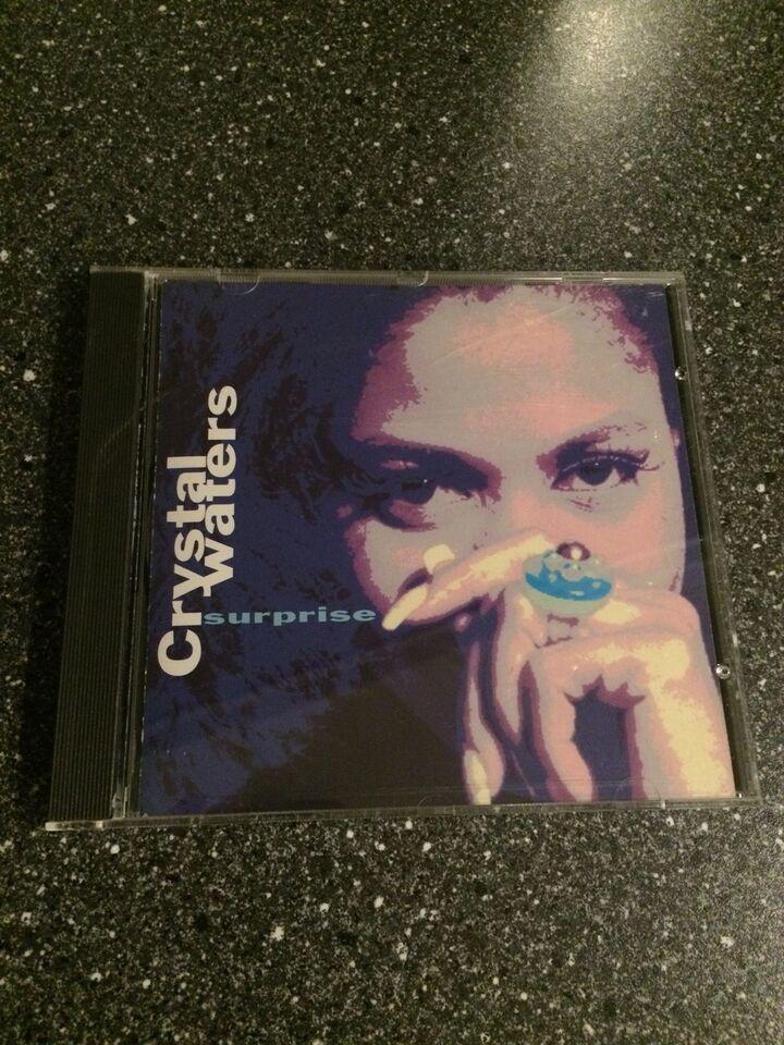 Crystal Waters: Surprice, pop