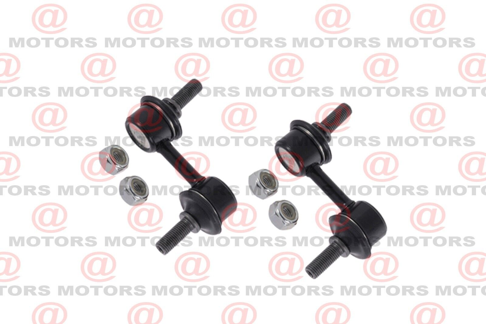 2 Rear Sway Bar Links 01-05 SEBRING COUPE STRATUS COUPE Stabilizer Bar Links