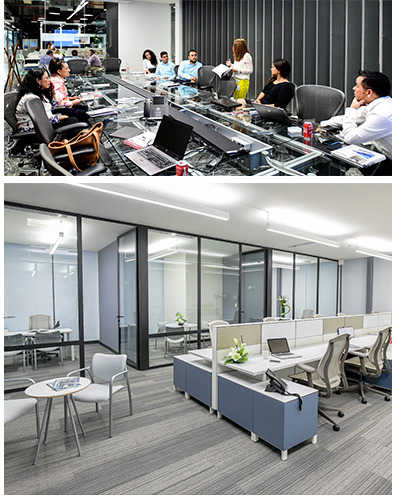 Oficina En Renta En Centro De Negocios En Parque Toreo Para 30 Personas (m2o190)