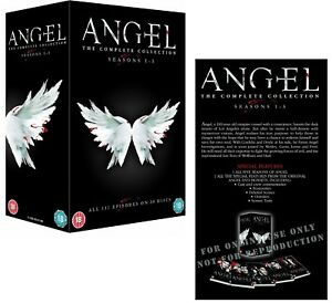 ANGEL-1-5-1999-2005-COMPLETE-Avenging-Vampire-TV-Seasons-Series-Rg2-DVD-not-US