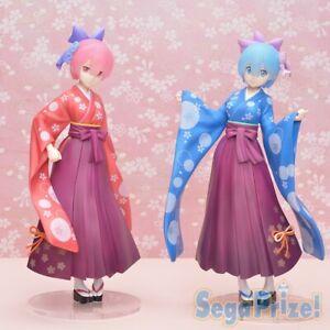 Re:Zero Super Premium Figure Rem Wa Japanese Style SEGA