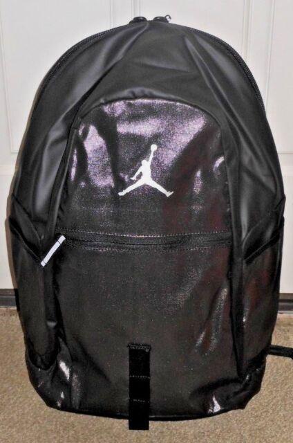 504c313a7c8ed Nike Jordan Air Jumpman Reflector Laptop Backpack 9a1810-023 Black