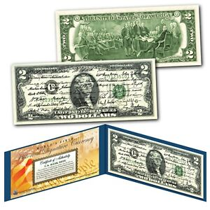 #1 MOM $2 Bill HAPPY MOTHER/'S DAY SUPER MOM Genuine Legal Tender U.S