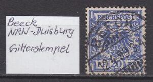 DR-Stempel-034-BEECK-034-NRW-Duisburg-12-4-99-auf-DR-bitte-ansehen