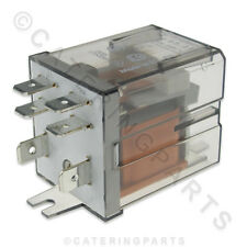 RE07 FINDER 20 AMP 24 VOLT SPSTNO OR SPSTNC POWER RELAY 24V COIL WITH TERMINALS