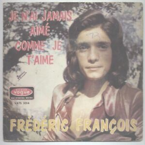 Frederic-Francois-jamais-N-039-ai-jamais-aime-1-Vats-3014-Portugal