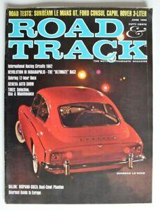 ROAD-and-TRACK-June-1962-Ford-Capri-Rover-3L-Sunbean-LM-GENEVA