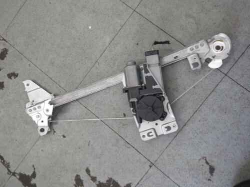 PEUGEOT 307 LEFT REAR WINDOW REGMOTOR T5T6, POWER, WAGON, 12010209