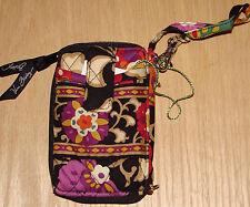 VERA BRADLEY Carry it all wristlet Suzani NWT
