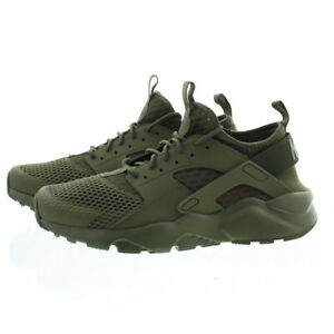 25080a9fe1af6 Nike 833147 Mens Air Huarache Breathe Mid Top Running Athletic Shoes ...