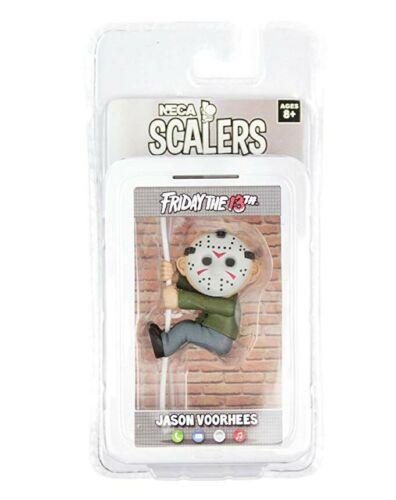 Figura 5cm Scaler JASON VORHEES Venerdi 13 NECA SCALERS Horror Gadget FIGURE