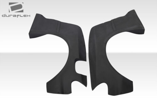 2 PC 114888 92-95 Honda Civic HB Duraflex TKO RBS Wide Body Rear Fender Flares