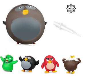 Inflatable Blowup Angry Birds Balloon Ball Squeeze Animal Bouncing Balls Gift Uk Ebay