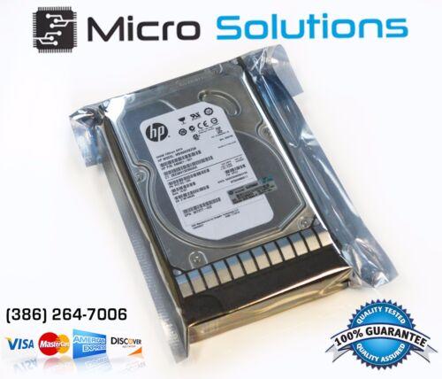 HP MSA2 750GB 7.2K 3.5 SATA AJ739A 480941-001 439730-001 481275-001 HARD DRIVE