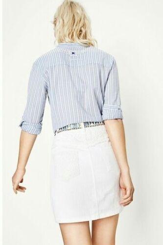 Mini Desigual Nouveau 24 Taille Jupe Jupe Coton 34 Approx Jupe t 36 gqR4xYfoqw