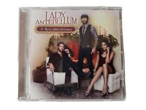 "Lady Antebellum - ""A Merry Little Christmas"" (CD 2010 Capitol) EUC 5099964767024   eBay"