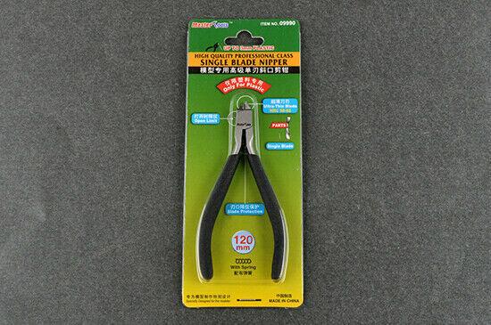 Plastic Model Building Tools # 09990 Master Tools Professional Class Single Blade Nipper