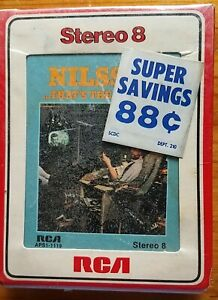 Nilsson-That-039-s-The-Way-It-Is-Factory-Sealed-8-track