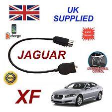 For Jaguar XF Audio Cable integrated iPhone 5 5c 5s 6 6s 6 Plus 6s Plus 7Plus SE
