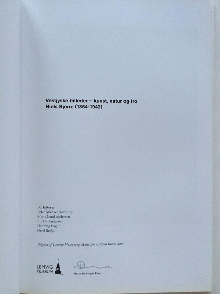 N.B. Vestjyske billeder - Kunst, Natur og tro., Peter