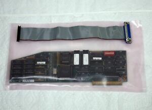 Vintage-RAM-Fast-SCSI-Card-256K-Rev-C-for-Apple-IIe-IIGS-Tested