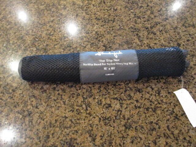 "Slumberjack Comfort Sleeping bag Mesh Mat The Slip Not 16 "" x 60"" SJM9180 NWT"
