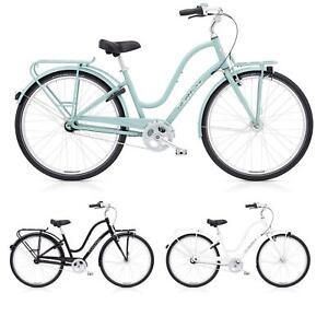 Dettagli Su Electra Townie Commute 7i Eq Donna Bicicletta 28 Pollici Beach Cruiser Ruota Illuminazione Mostra Il Titolo Originale