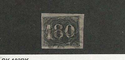 Brazil, Briefmarke, #26 Gebraucht, 1850, Jfz