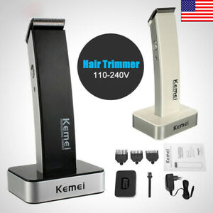 Men-Cordless-Electric-Rechargeable-Hair-Clipper-Trimmer-Beard-Shaver-RazoHICA