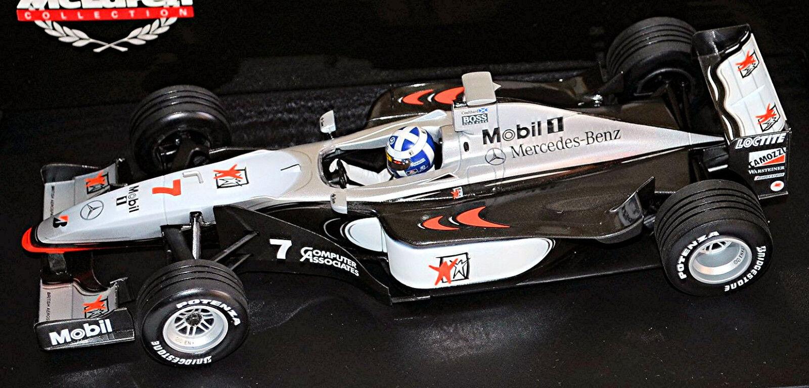 McLaren Mercedes mp4-13 1998 David Coulthard  7 - 1 18 Minichamps