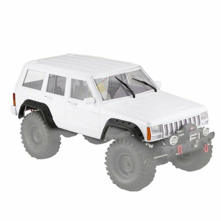 AX-313 12.3inch/313mm Car Body Shell DIY Kit for Axial SCX10 RC4WD RC Craw oi