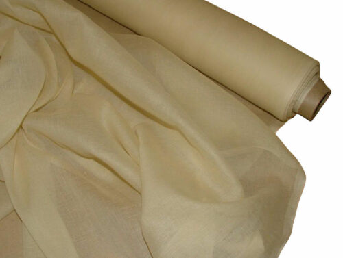Tela Muselina de mantequilla indio 100/% algodón Drapeado queso Paño Material de 150cm de ancho