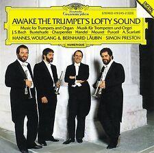 Awake the Trumpets Lofty Sound Hannes Wolfgang Bernhard Läubin Simon Preston