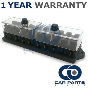 Details about CAR MOTORCYCLE QUAD BIKE FITS 99% CARS 10 WAY UNIVERSAL on