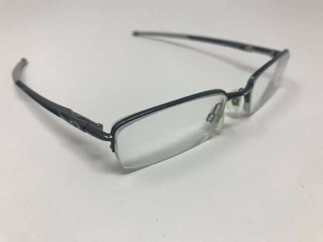 d7b838c255 Oakley RX Eyeglasses Ox3111-0152 Rhinochaser Cement Frame 52mm Aa55 for  sale online