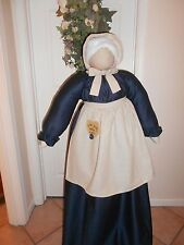 Vacuum Cleaner Cover Primitive Amish Faceless Folkart Grandma for  Oversized Vac