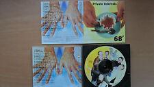 Private Interests/68' 18-Tack Album Austria/CD