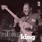 The Definitive Albert King on Stax by Albert King (CD, Apr-2011, 2 Discs, Stax (USA))