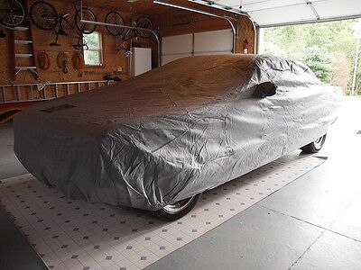 New 1969-1970 Ford Mustang 4-Layer Outdoor Car Cover - Convertible Custom Fit