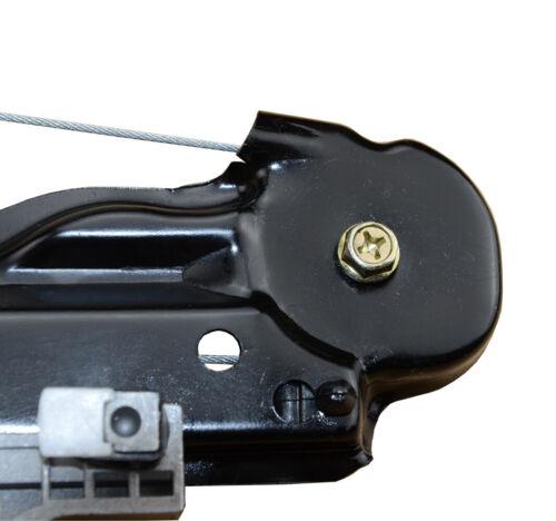 Fensterheber elektrisch Ohne Motor für BMW 5 E60 E61 2003-2010 Hinten Links