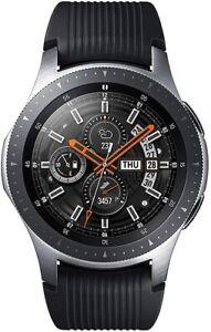 Samsung Galaxy Watch R800 Smartwatch 46mm silber Fitnesstracker Armbanduhr Uhr