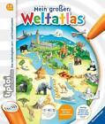 tiptoi® Mein großer Weltatlas von Inka Friese (Taschenbuch)