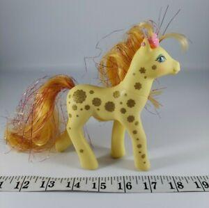 Twinkler-Glitter-Sweetheart-Sisters-Pony-Vintage-G1-My-Little-Pony-Ponies-1989