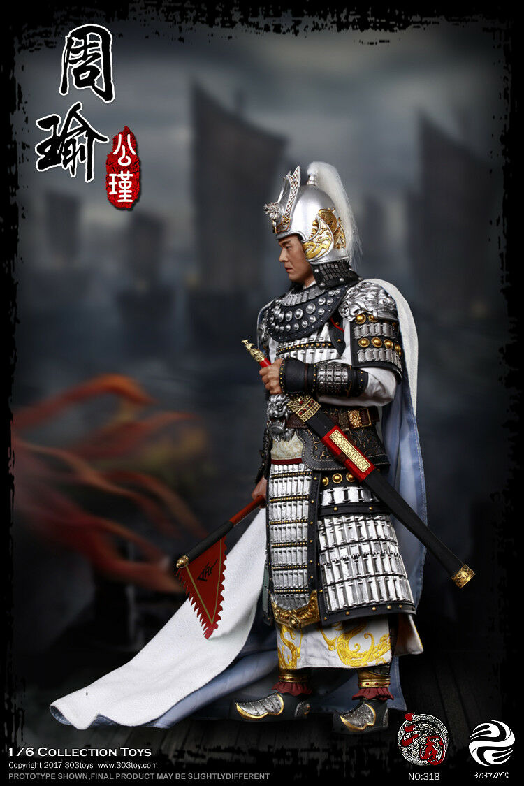 1/6 303toys Romance of the Three Kingdoms Kingdoms Kingdoms  318 周瑜 Zhou Yu Gongjin 12