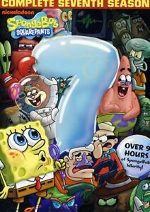 SpongeBob-Squarepant-Spongebob-Squarepants-The-Complete-7th-Season-New-DVD
