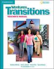 Ventures Transitions Level 5 Teacher's Manual by Dennis Johnson, Sylvia Ramirez, K. Lynn Savage, Gretchen Bitterlin, Donna Price (Paperback, 2010)